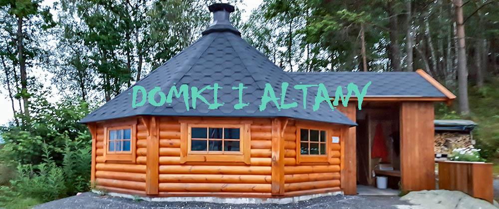 Domki i Altany